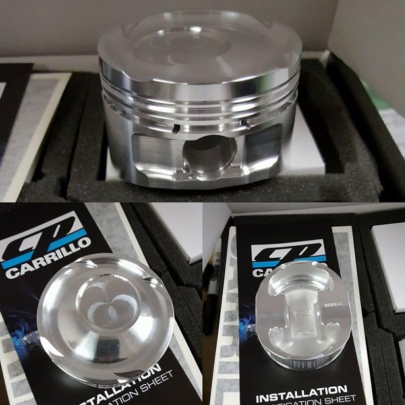 1 6L Gamma CP Piston upgrade
